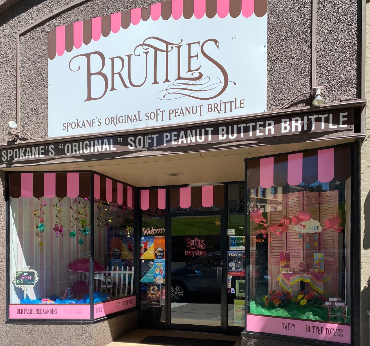 Bruttles Location Image